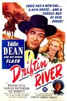Driftin' River - Movie Poster (xs thumbnail)