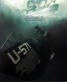 U-571 - Movie Poster (xs thumbnail)