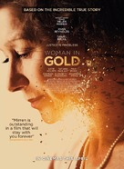 Woman in Gold - British Movie Poster (xs thumbnail)