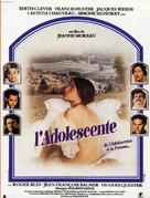 L'adolescente - French Movie Poster (xs thumbnail)