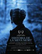 Història de la meva mort - Spanish Movie Poster (xs thumbnail)