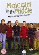 """""""Malcolm in the Middle"""" - British Movie Cover (xs thumbnail)"""