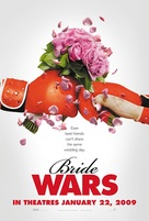 Bride Wars - Singaporean Movie Poster (xs thumbnail)