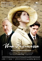 A Promise - Italian Movie Poster (xs thumbnail)