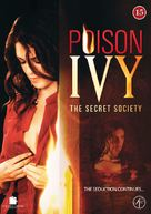 Poison Ivy: The Secret Society - Danish Movie Cover (xs thumbnail)