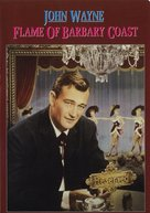 Flame of Barbary Coast - DVD movie cover (xs thumbnail)