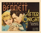 After Tonight - Movie Poster (xs thumbnail)