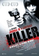 Journal of a Contract Killer - Movie Poster (xs thumbnail)