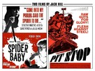 Spider Baby or, The Maddest Story Ever Told - British Combo movie poster (xs thumbnail)