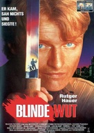 Blind Fury - German VHS cover (xs thumbnail)