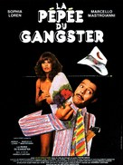 La pupa del gangster - French Movie Poster (xs thumbnail)