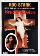 Cruel Passion - French Movie Poster (xs thumbnail)