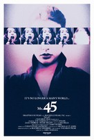 Ms. 45 - Movie Poster (xs thumbnail)
