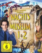 Night at the Museum - German Blu-Ray cover (xs thumbnail)
