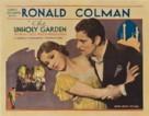 The Unholy Garden - Movie Poster (xs thumbnail)