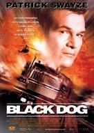 Black Dog - Spanish Movie Poster (xs thumbnail)