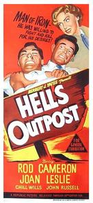 Hell's Outpost - Australian Movie Poster (xs thumbnail)