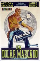 Un dollaro bucato - Argentinian Movie Poster (xs thumbnail)