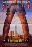 The Cowboy Way - Movie Poster (xs thumbnail)