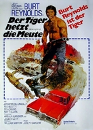 White Lightning - German Movie Poster (xs thumbnail)