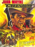 Chisum - French Movie Poster (xs thumbnail)