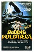 Lo squartatore di New York - Danish VHS movie cover (xs thumbnail)
