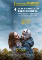 Room - Finnish Movie Poster (xs thumbnail)