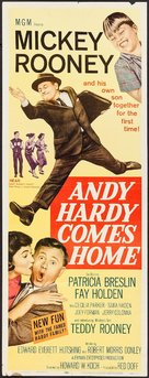 Andy Hardy Comes Home - Movie Poster (xs thumbnail)