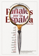 Knives Out - Spanish Movie Poster (xs thumbnail)