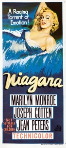 Niagara - Australian Movie Poster (xs thumbnail)