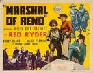 Marshal of Reno - Movie Poster (xs thumbnail)
