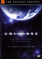 """The Universe"" - DVD movie cover (xs thumbnail)"