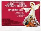 Darling Lili - British Movie Poster (xs thumbnail)