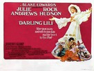 Darling Lili - British Movie Poster (xs thumbnail)