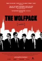 The Wolfpack - Dutch Movie Poster (xs thumbnail)
