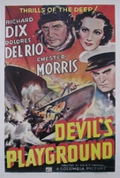 The Devil's Playground - Movie Poster (xs thumbnail)