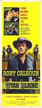 Utah Blaine - Movie Poster (xs thumbnail)