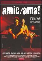 Amic/Amat - Andorran Movie Poster (xs thumbnail)