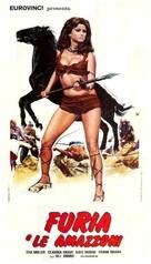 Kilma, reina de las amazonas - Italian Movie Poster (xs thumbnail)