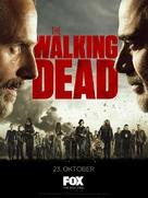 """The Walking Dead"" - German Movie Poster (xs thumbnail)"