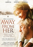 Away from Her - DVD movie cover (xs thumbnail)