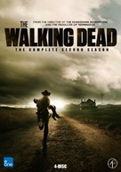 """""""The Walking Dead"""" - Swedish DVD movie cover (xs thumbnail)"""