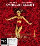 American Beauty - New Zealand Blu-Ray movie cover (xs thumbnail)