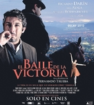El baile de la victoria - Chilean Movie Poster (xs thumbnail)