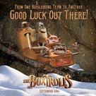 The Boxtrolls - Movie Poster (xs thumbnail)