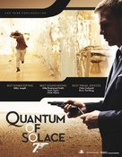 Quantum of Solace - For your consideration movie poster (xs thumbnail)