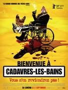 Der Knochenmann - French Movie Poster (xs thumbnail)