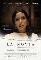 La novia - Spanish Movie Poster (xs thumbnail)