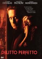 A Perfect Murder - Italian Movie Poster (xs thumbnail)