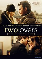Two Lovers - Swedish DVD cover (xs thumbnail)